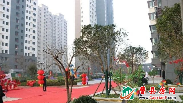 中尚·颐江南  一期盛大交房 美好如期而至,欢迎回家!